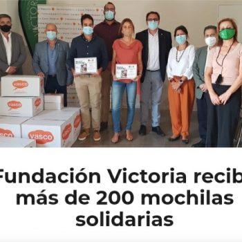 """CAMPAÑA """"Mochilas Solidarias"""""""